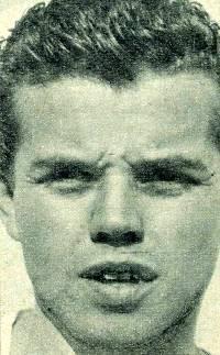 """Bild von Spieler Rudolf """"Hutzel"""" Kraft"""